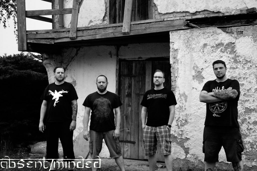Absent Minded Band 2018